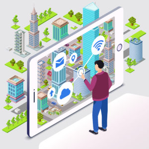 BRAIN-IoT for Smart Cities