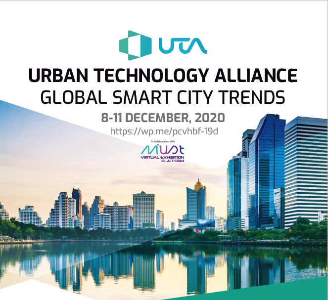 BRAIN-IoT will participate in the first virtual 3D smart city event organized  by UTA