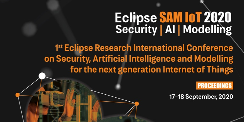 Eclipse SAM-IoT 2020 proceedings are online