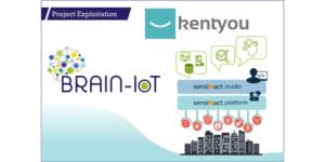 Kentyou: commercializing BRAIN-IoT results